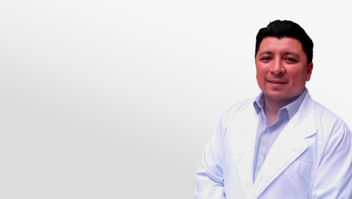 Acerca del Dr. Jesús Raúl Arjona Alcocer