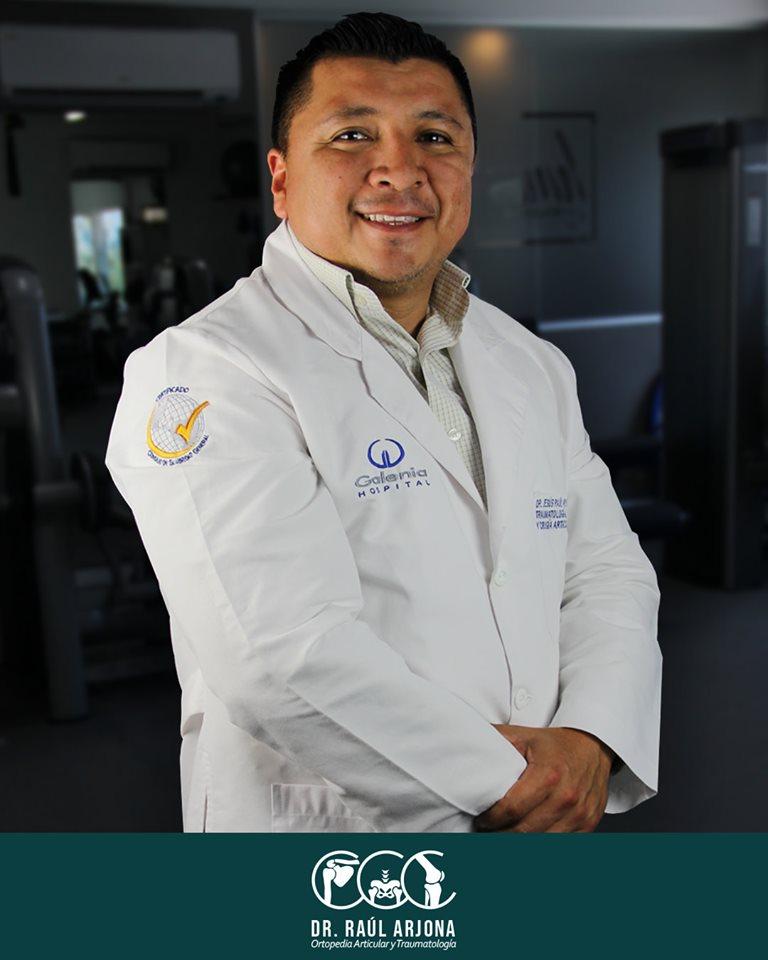 Traumatólogo Ortopedista Hospital Galenia Cancún